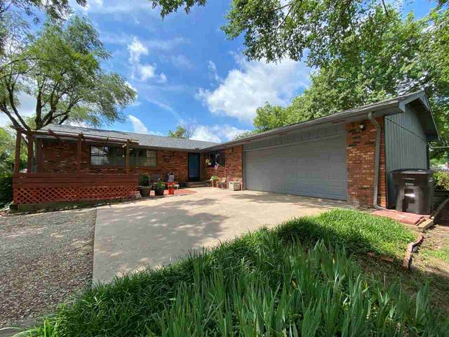 803 S Forewood Dr, Arkansas City, KS 67005 (MLS #597410) :: COSH Real Estate Services