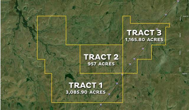 West of Yy Rd & Kansas Turnpike N - Tract 2, Cottonwood Falls, KS 66845 (MLS #597415) :: The Boulevard Group