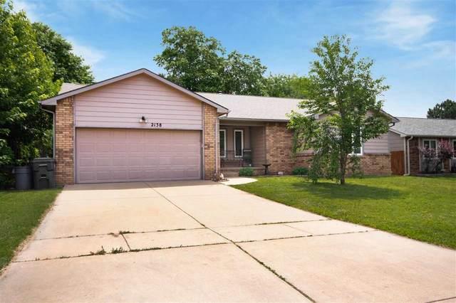 2138 N Keith St, Wichita, KS 67212 (MLS #597426) :: Pinnacle Realty Group