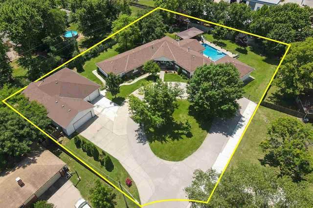 10241 W Taylor Ave, Wichita, KS 67212 (MLS #597433) :: Keller Williams Hometown Partners
