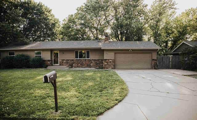 325 Driftwood Ct, Rose Hill, KS 67133 (MLS #597434) :: Keller Williams Hometown Partners