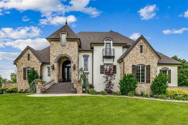 14000 E Summerfield Circle, Wichita, KS 67230 (MLS #597438) :: Keller Williams Hometown Partners