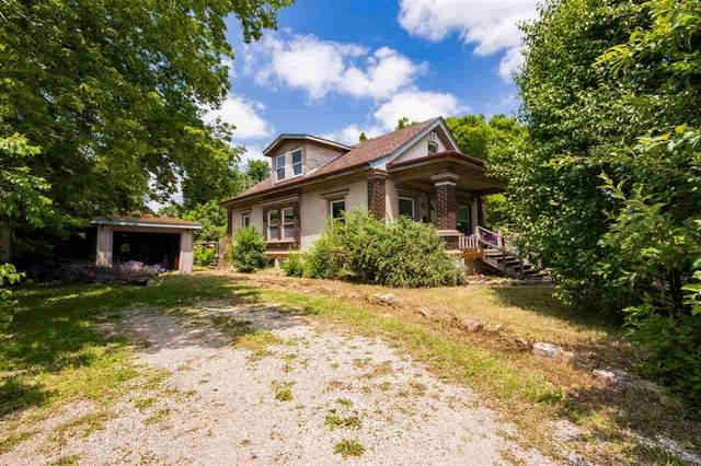 105 N Birch St, Hillsboro, KS 67063 (MLS #597450) :: Pinnacle Realty Group