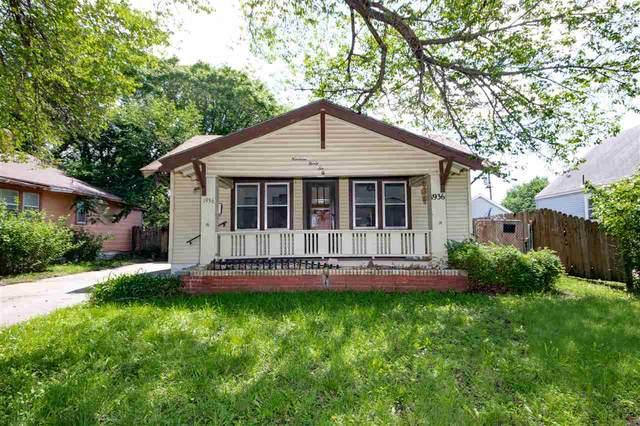 1936 S Waco, Wichita, KS 67213 (MLS #597454) :: COSH Real Estate Services