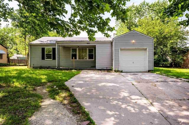 2933 E Evans St, Wichita, KS 67216 (MLS #597456) :: Pinnacle Realty Group
