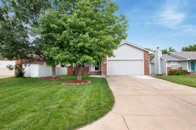 815 S Goebel Cir, Wichita, KS 67207 (MLS #597463) :: Pinnacle Realty Group