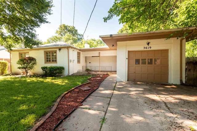 3619 E 9TH ST N, Wichita, KS 67208 (MLS #597468) :: Kirk Short's Wichita Home Team