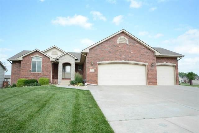 12736 E Cherry Creek Ct, Wichita, KS 67230 (MLS #597469) :: COSH Real Estate Services
