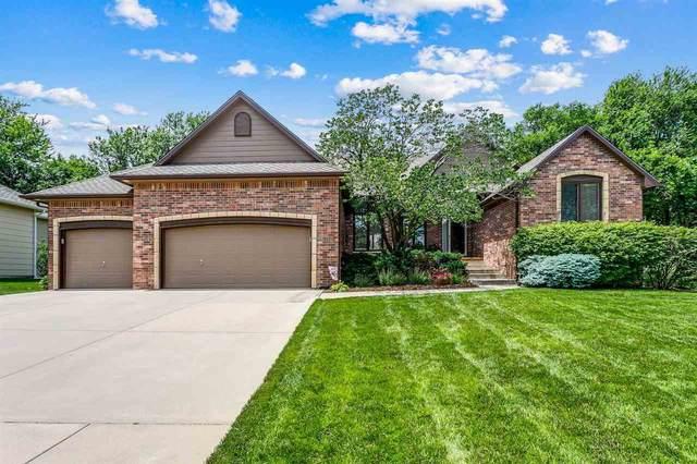 1201 N Hickory Creek St, Wichita, KS 67235 (MLS #597483) :: Pinnacle Realty Group