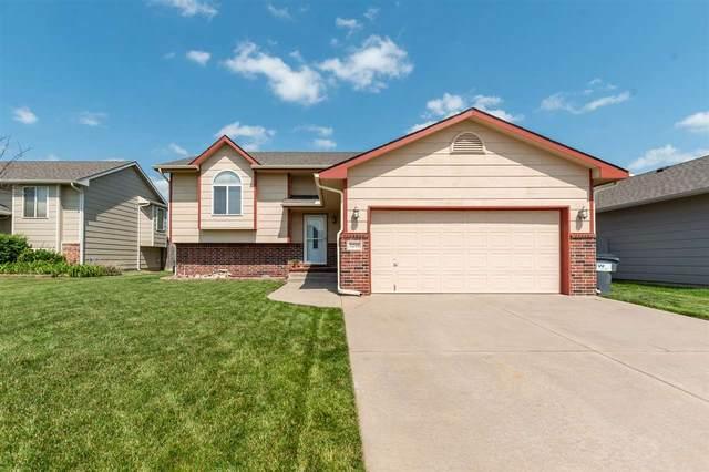 2218 S Milstead St, Wichita, KS 67209 (MLS #597485) :: Pinnacle Realty Group