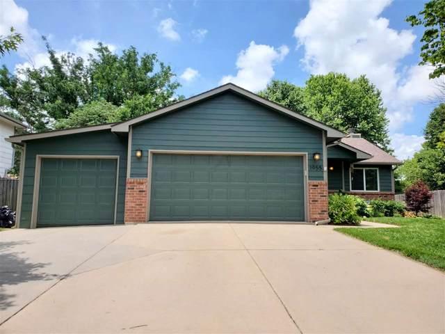1955 S Crestline Ave, Wichita, KS 67209 (MLS #597489) :: Pinnacle Realty Group