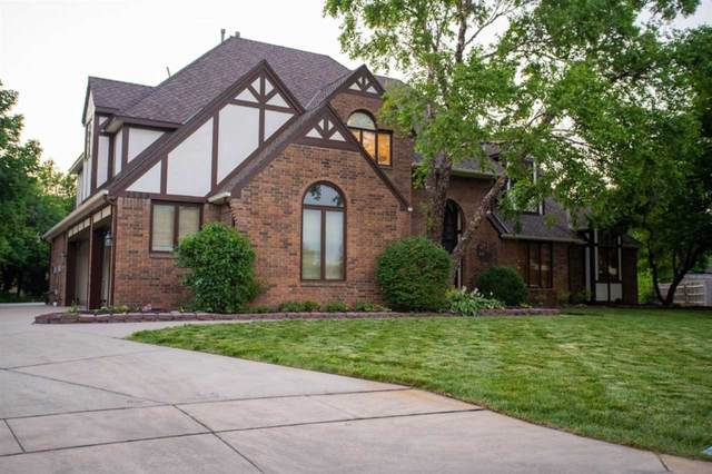 1156 N Linden Cir, Wichita, KS 67206 (MLS #597499) :: Keller Williams Hometown Partners