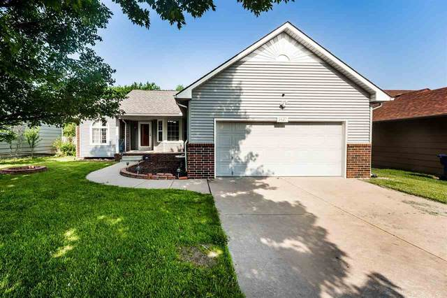 3521 N Governeour St, Wichita, KS 67226 (MLS #597504) :: The Boulevard Group