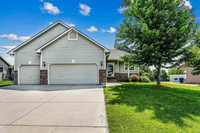 802 S Zelta St, Wichita, KS 67207 (MLS #597505) :: Pinnacle Realty Group