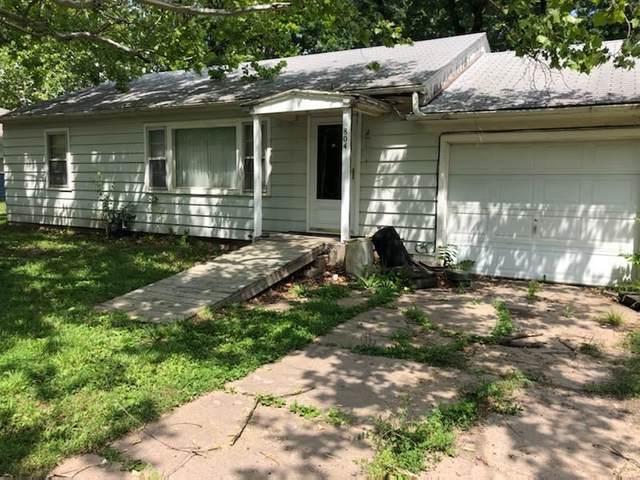 804 Fairview, Newton, KS 67114 (MLS #597512) :: Pinnacle Realty Group