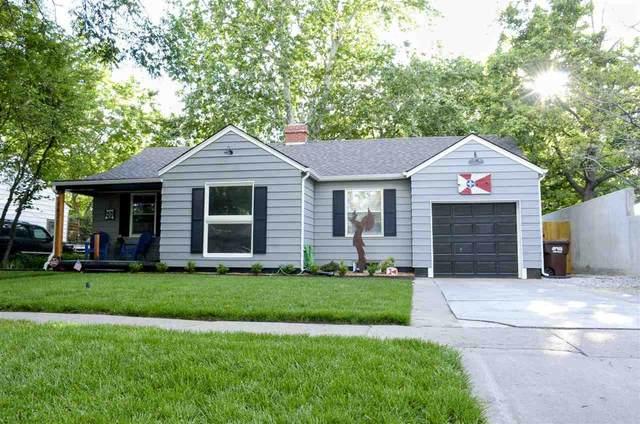 1631 N Jeanette Ave, Wichita, KS 67203 (MLS #597514) :: Kirk Short's Wichita Home Team