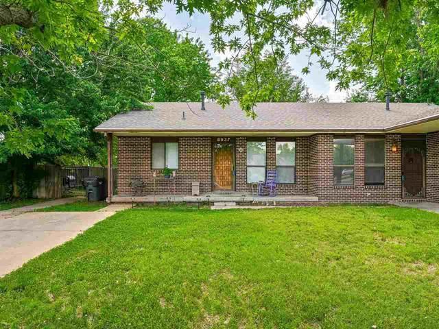 8935 E Funston, Wichita, KS 67207 (MLS #597516) :: COSH Real Estate Services