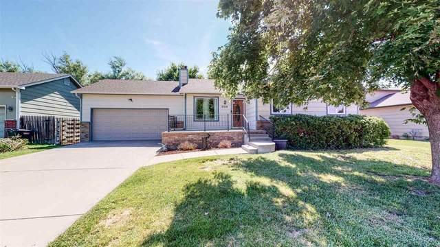 2314 S Prescott St, Wichita, KS 67209 (MLS #597519) :: Graham Realtors