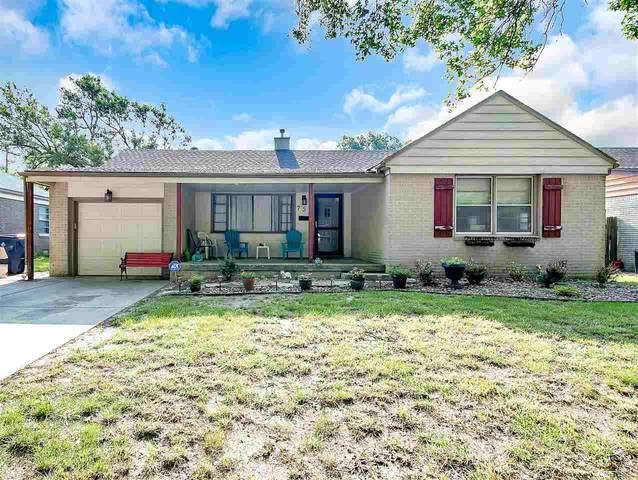 752 S Edgemoor St, Wichita, KS 67218 (MLS #597522) :: Pinnacle Realty Group