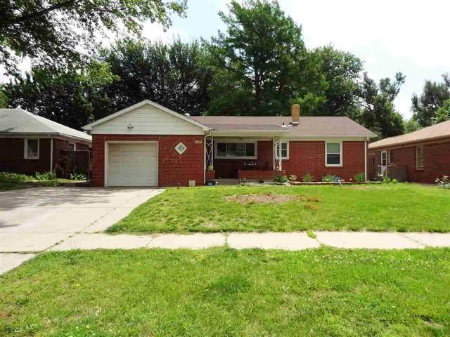 2226 S Belmont, Wichita, KS 67218 (MLS #597543) :: Pinnacle Realty Group