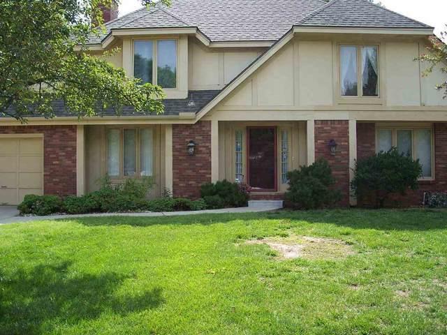 8510 E Overbrook, Wichita, KS 67206 (MLS #597544) :: Kirk Short's Wichita Home Team