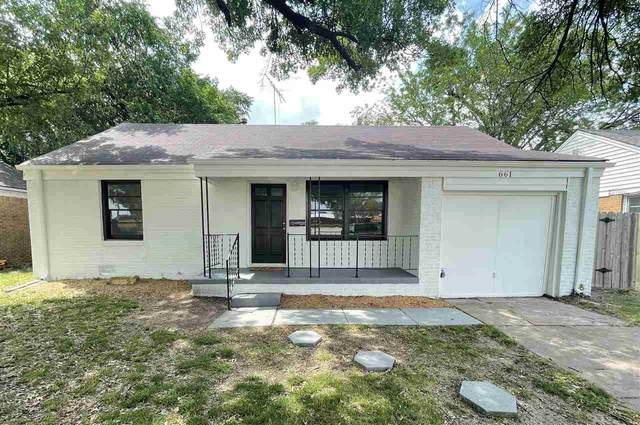 661 S Apache, Wichita, KS 67207 (MLS #597553) :: Pinnacle Realty Group