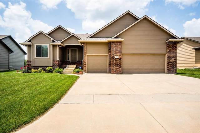 4703 N Marblefalls, Wichita, KS 67219 (MLS #597557) :: Kirk Short's Wichita Home Team