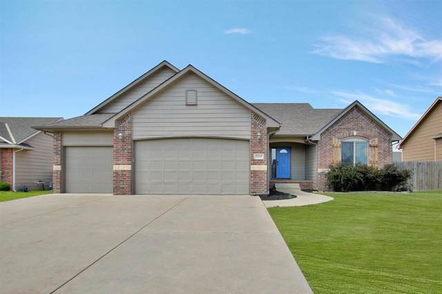 2314 E Coolwater St, Kechi, KS 67067 (MLS #597560) :: The Boulevard Group