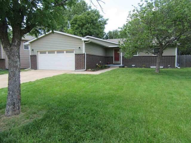 8714 E Wassall St, Wichita, KS 67210 (MLS #597573) :: Pinnacle Realty Group