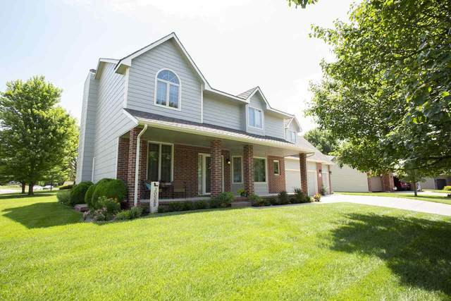 152 S Bay Country, Wichita, KS 67235 (MLS #597580) :: Pinnacle Realty Group