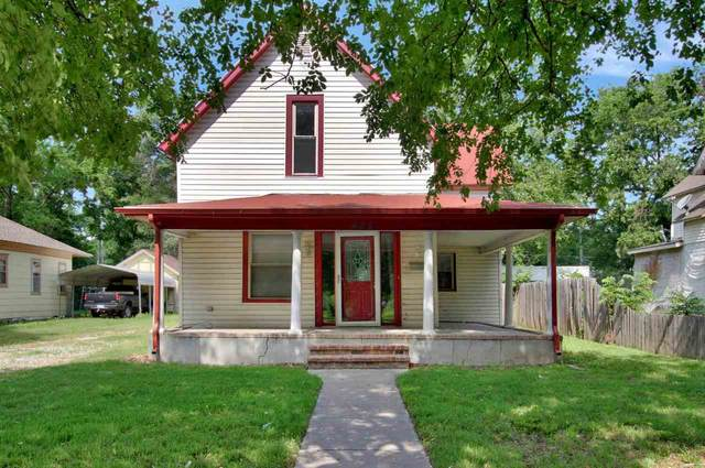 625 S Fern Ave, Wichita, KS 67213 (MLS #597581) :: Pinnacle Realty Group
