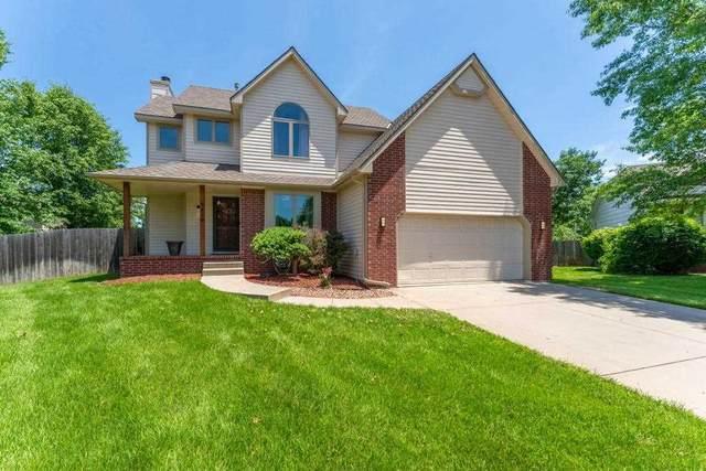 9410 W Sterling Ct, Wichita, KS 67205 (MLS #597582) :: Pinnacle Realty Group
