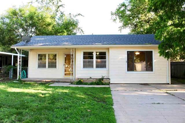 421 W Davis Rd, Valley Center, KS 67147 (MLS #597594) :: COSH Real Estate Services