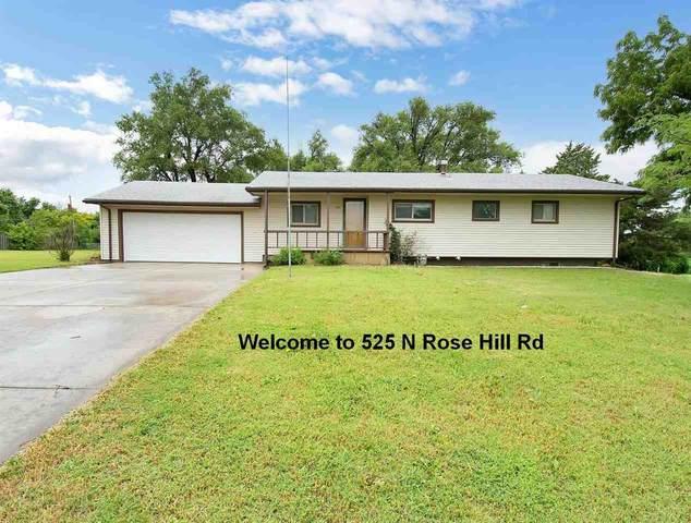525 N Rose Hill Rd, Rose Hill, KS 67133 (MLS #597603) :: Pinnacle Realty Group