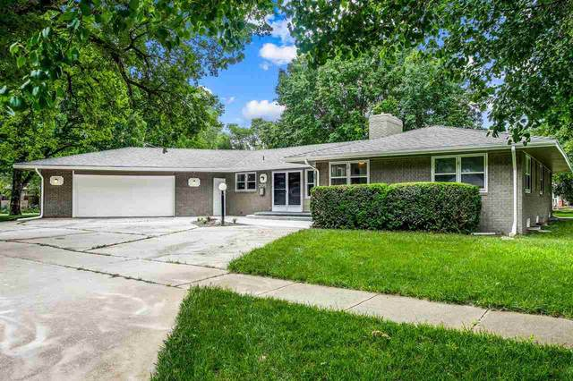 205 E 8th St, Halstead, KS 67056 (MLS #597605) :: Pinnacle Realty Group