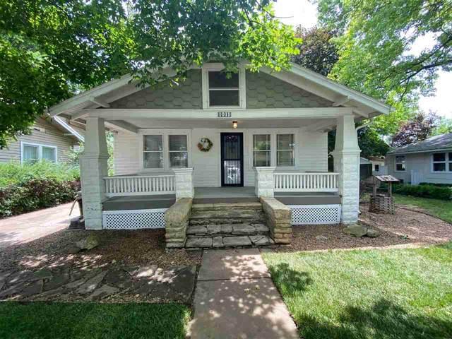 1011 E 15th Ave, Winfield, KS 67156 (MLS #597611) :: Kirk Short's Wichita Home Team