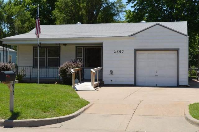 2557 N Burns, Wichita, KS 67204 (MLS #597631) :: Kirk Short's Wichita Home Team