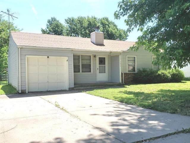 1034 N Baltimore Ave, Derby, KS 67037 (MLS #597637) :: Kirk Short's Wichita Home Team