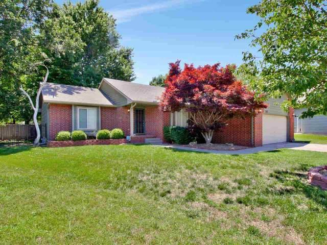2613 N Keith Ct, Wichita, KS 67205 (MLS #597638) :: COSH Real Estate Services