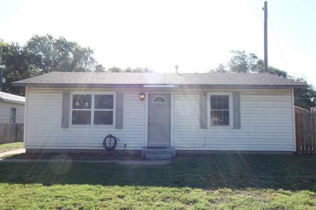 412 Boyd Ave, Newton, KS 67114 (MLS #597646) :: Pinnacle Realty Group