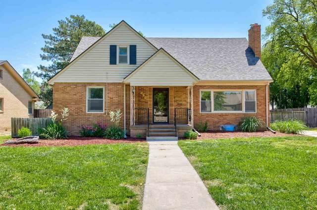 820 N Ash St, Mcpherson, KS 67460 (MLS #597658) :: Pinnacle Realty Group