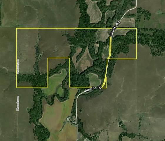 000 Bobcat Rd, Virgil, KS 66870 (MLS #597669) :: Keller Williams Hometown Partners