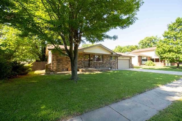 7001 E Zimmerly St, Wichita, KS 67207 (MLS #597673) :: Pinnacle Realty Group