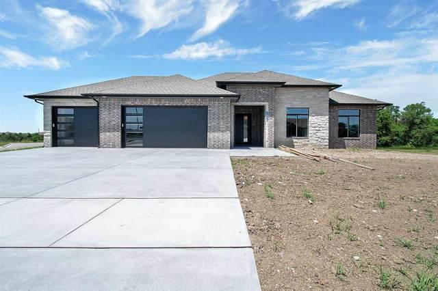 8202 E Saw Mill Ct, Wichita, KS 67226 (MLS #597675) :: Kirk Short's Wichita Home Team