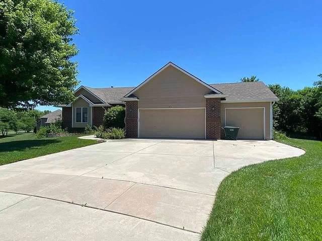 816 Candia Ct, Rose Hill, KS 67133 (MLS #597681) :: Kirk Short's Wichita Home Team