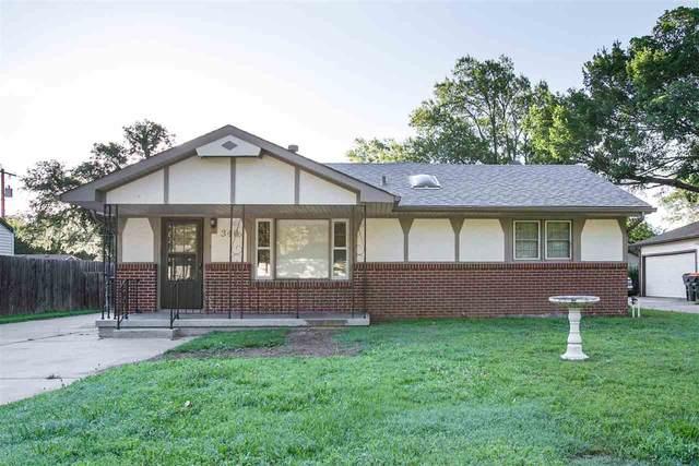 340 German Ave, Haysville, KS 67060 (MLS #597684) :: COSH Real Estate Services