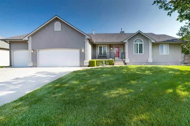 12514 W Jayson Ln, Wichita, KS 67235 (MLS #597687) :: Pinnacle Realty Group