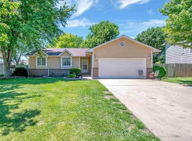 1005 N Ridgeway, Rose Hill, KS 67133 (MLS #597690) :: Pinnacle Realty Group