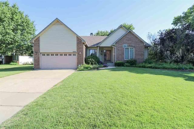 9409 W Sterling St, Wichita, KS 67205 (MLS #597691) :: Graham Realtors