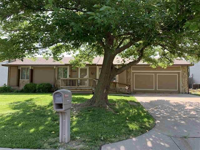 2016 S Rosalie St, Wichita, KS 67207 (MLS #597696) :: COSH Real Estate Services